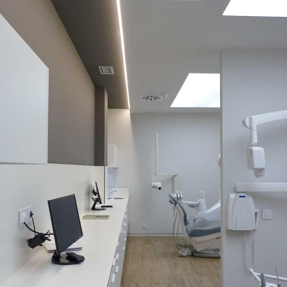 Con cabinas, cómodas, modernas y luminosas.